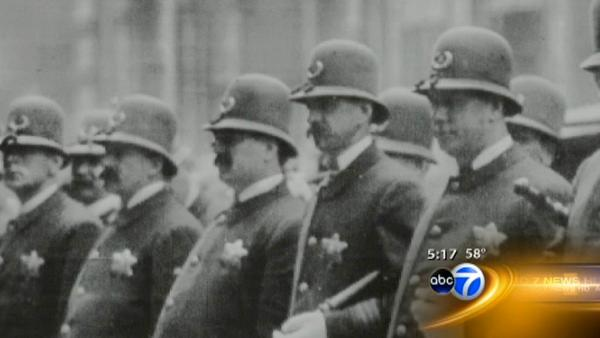 CPD remembers officers killed in Haymarket riot