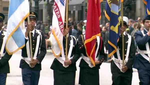 Memorial Day Parade, Part 1