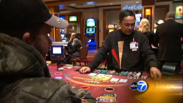 Ill. Senate passes casino expansion bill