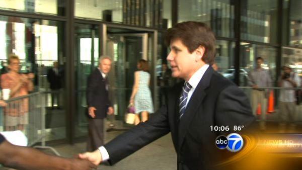 Prosecutor to jury, Blago 'lied to you under oath'