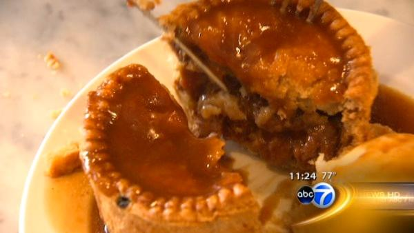 British-inspired sweet treats in Bridgeport community
