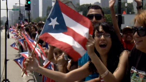 Puerto Rican Day Parade: Part 1