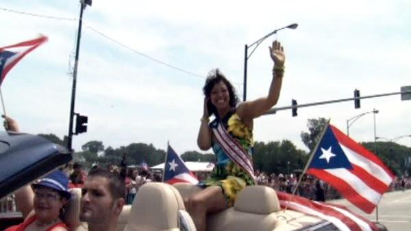 Puerto Rican Day Parade: Part 3