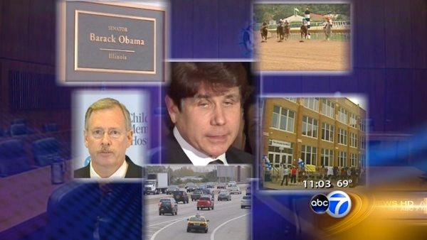 Political experts talk about Blagojevich verdict