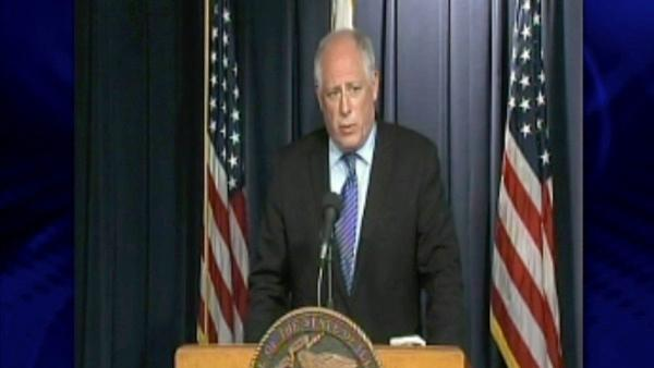 RAW VIDEO: Gov. Pat Quinn talks about verdict