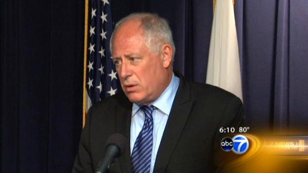 Gov. Quinn: Blagojevich 'deceived everyone'