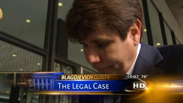 The legal case: What's next for Blagojevich?