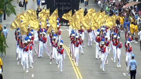 ABC7's broadcast of the Bud Billiken Parade, Pt. 4