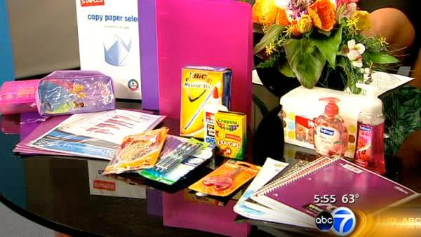 Back to School: Saving on supplies