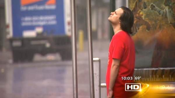 Chicago area residents in NYC brace for Irene