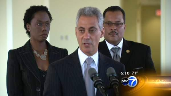 Mayor Emanuel calls for TIF reform