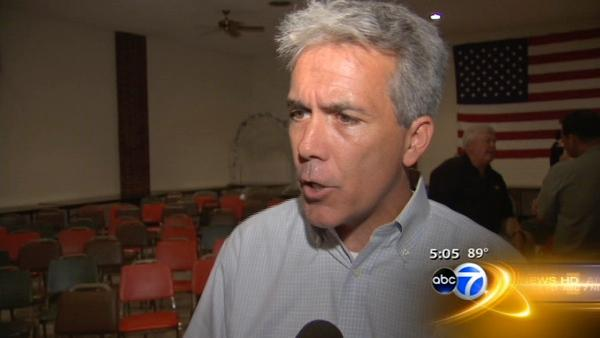 Rep. Joe Walsh plans to skip Obama address