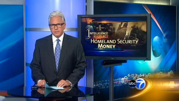 Accounting for Homeland Security spending not easy