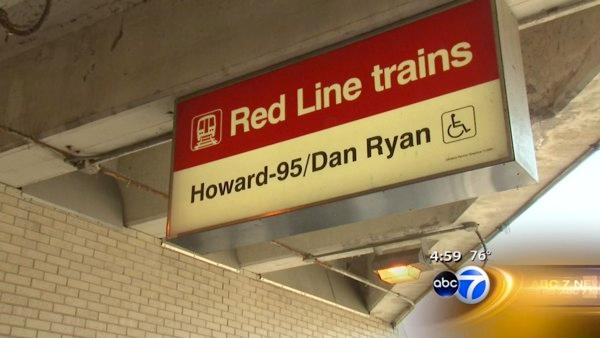 Man toting sawed-off shotgun robs Red Line riders