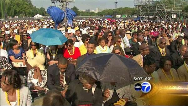MLK memorial officially dedicated this weekend