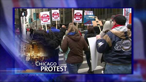 'Occupy' protests continue at City Hall