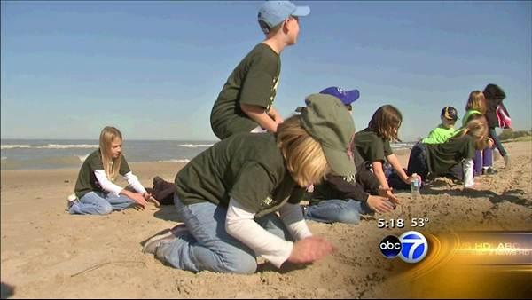 Dunes center teaches kids about environment