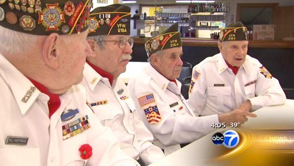 Vets to hold fundraiser for VFW post in danger of closing