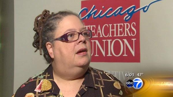 Caught on Tape: CTU pres. Karen Lewis mocks Arne Duncan