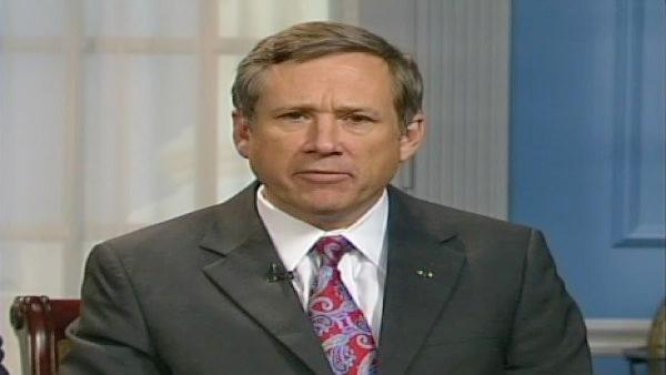 Kirk talks to ABC7 about sanctions against Iran