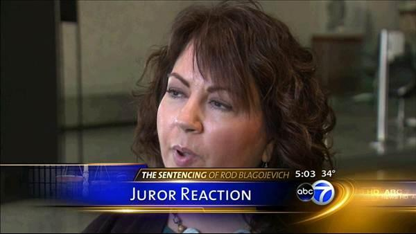 Many Blago jurors find sentence harsh but fair