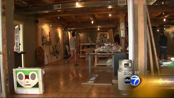 Pilsen building offers unique space for artists