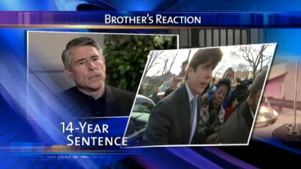 Robert Blagojevich calls brother's sentence 'wrong'
