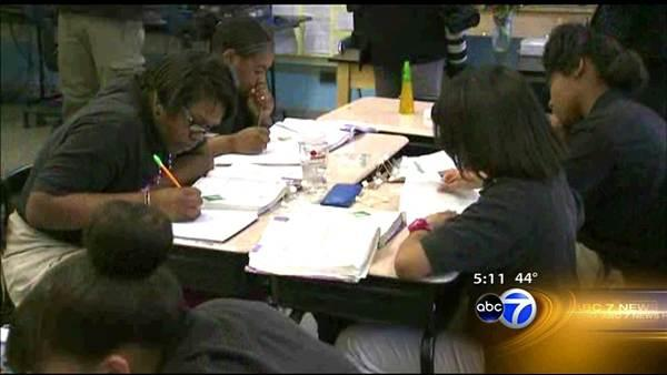 Longer days for some CPS students