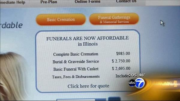 Local company offers online funeral planning