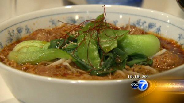 Slurping encouraged at new noodle joint