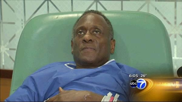 Chicago man describes near fatal pit bull attack