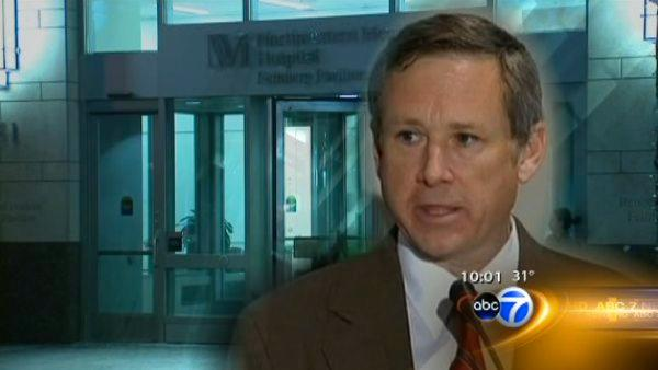 Sen. Mark Kirk undergoes surgery after stroke