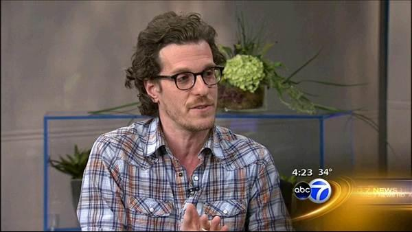 Chicago Closeup: Brian Selznick