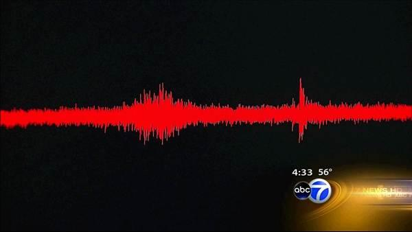 Earthquake rattles northern suburbs, parts of Wis.