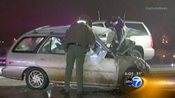 4 killed in wrong-way crash on I-80