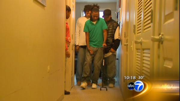 The emotional battle of a young gunshot victim in Chicago has been waged for two years now, but you may not realize his tragedy ends up costing us all.