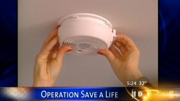 Fire commissioner discusses Operation Save-A-Life
