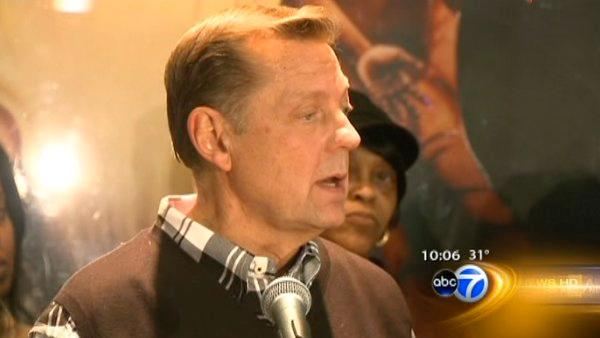 Pfleger talks about new appointments