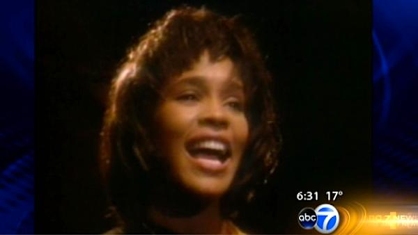 Chicagoans mourn Whitney Houston