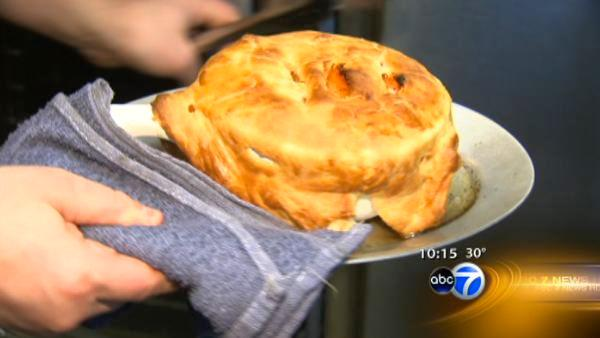 These restaurants do pot pies right