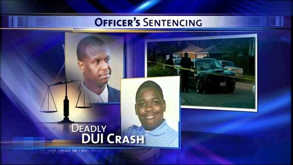 Emotional testimony at Chicago cop's sentencing hearing