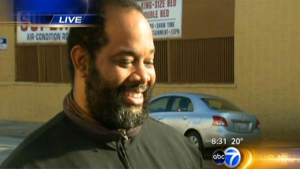 With vigil over, rooftop pastor talks to ABC7
