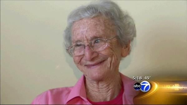 92-year-old Glenview woman celebrates 23rd birthday