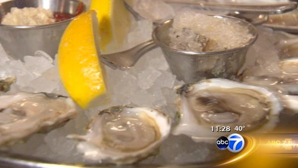 Author chronicles the life of oysters