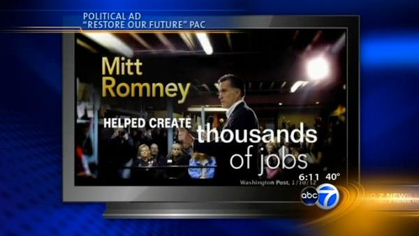 I-Team fact checks Romney TV ads
