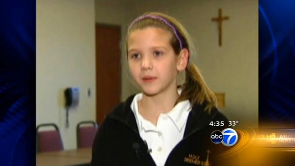 Chicago children send relief to Harrisburg tornado victims