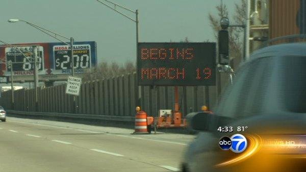 Tollway construction projects set to begin
