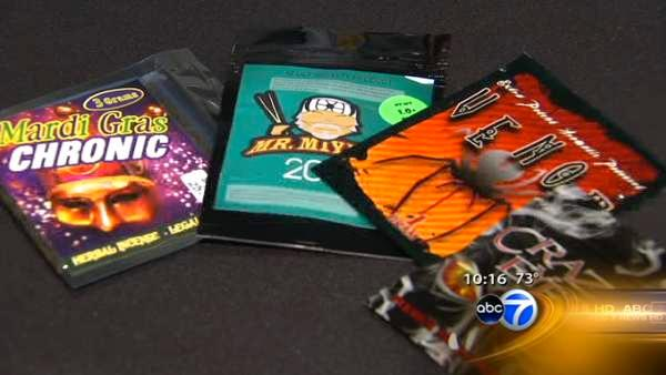 Synthetic pot dangerous, hard to recognize