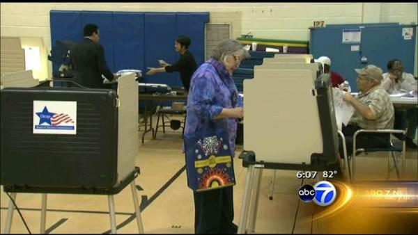 'Slow' turnout in city, Democrat-leaning suburbs