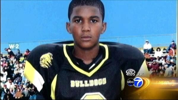 Police chief in Trayvon Martin case steps aside